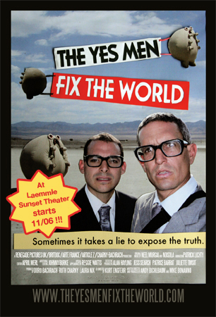 The Yes Men WEHO
